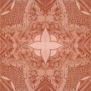 Cirque floor tiles