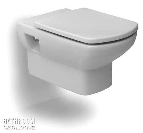 wall mounted wc dama senso