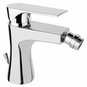MIXING TAPS, STANDING MIXER FOR BIDET <br>ALGEO SQUARE BAQ6
