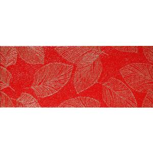 BATHROOM COLLECTIONS, DECOR MAGIC RED 1414, <br>size 20/50 cm